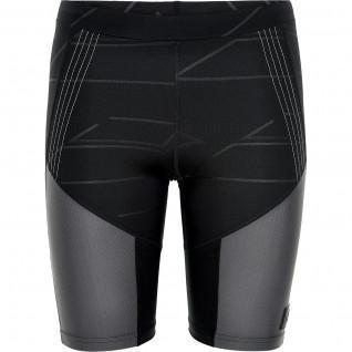 Pantalones cortos de compresión para mujer Newline black impact sprinters
