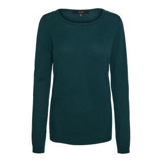 Suéter de mujer con cuello en O Vero Moda vmcare