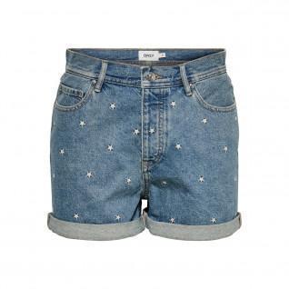 Pantalones cortos vaqueros de mujer Only onljosie life