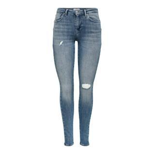 Pantalones vaqueros de mujer Only Onlpower Life
