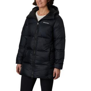 Chaqueta con capucha para mujer Columbia Puffect Mid