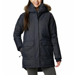 Parka impermeable para mujer Columbia Mount Si Down