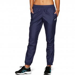Pantalones de mujer Asics Silver Woven