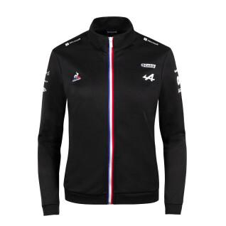 Sudadera de mujer con cremallera Le Coq Sportif Alpine F1 2021/22