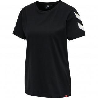 Camiseta de mujer Hummel hmllegacy