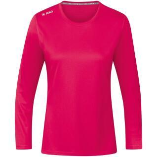 Camiseta de mujer Jako Run 2.0 manches longues