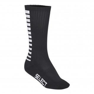 Calcetines altos Select Sports Striped
