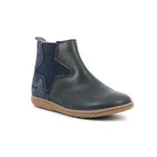 Zapatos para niños Kickers Vermillon