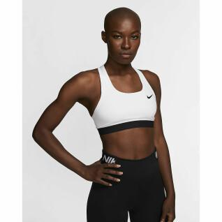 Sujetador deportivo de mujer Nike Swoosh