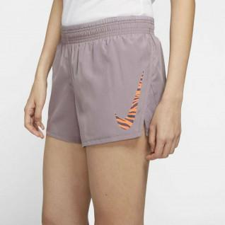 Pantalones cortos de mujer Nike Icon Clash 10K