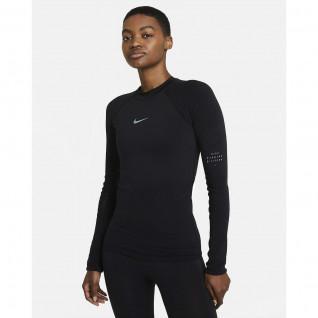 Camiseta de mujer Nike Run Division