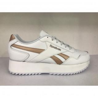 Zapatillas de deporte para mujeres Reebok Classics Royal Glide Ripple Double