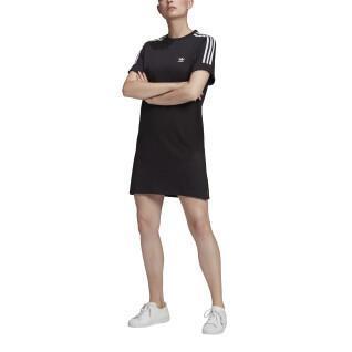 Vestido camiseta Adidas Classics Roll-Up