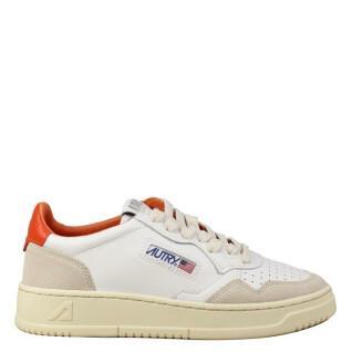 Zapatillas de deporte para mujeres Autry 01 write crack low