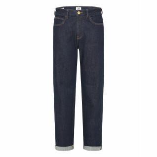 Pantalones vaqueros de mujer Lee Carol Button Fly in Rinse