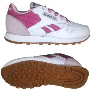 Zapatos de niña Reebok Classics Leather