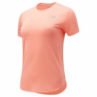 Maillot de mujer New Balance accelerate sleeve
